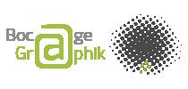 BOCAGE GRAPHIK - Création graphique, déclinaison tout support de communication print & web. Interventions sur Le Calvados, Caen, Aunay-sur-Odon, Villers-Bocage, Bayeux, Vire, Saint-Lô. Autres secteurs sur demande Logo